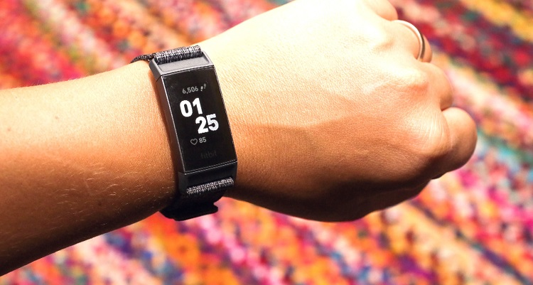 Фитнес браслет Fitbit Charge 3