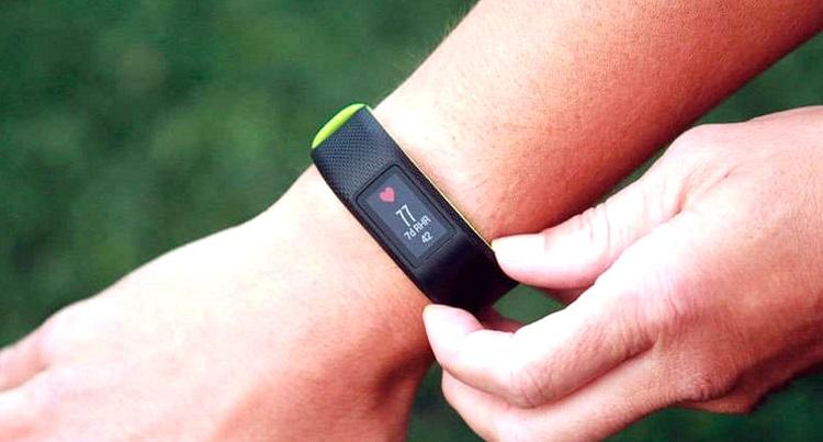 Купить фитнес браслет Garmin Vivosmart 4