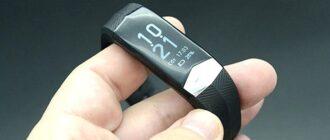 Обзор фитнес браслета Bizzaro F550 - отзывы, инструкция, приложение