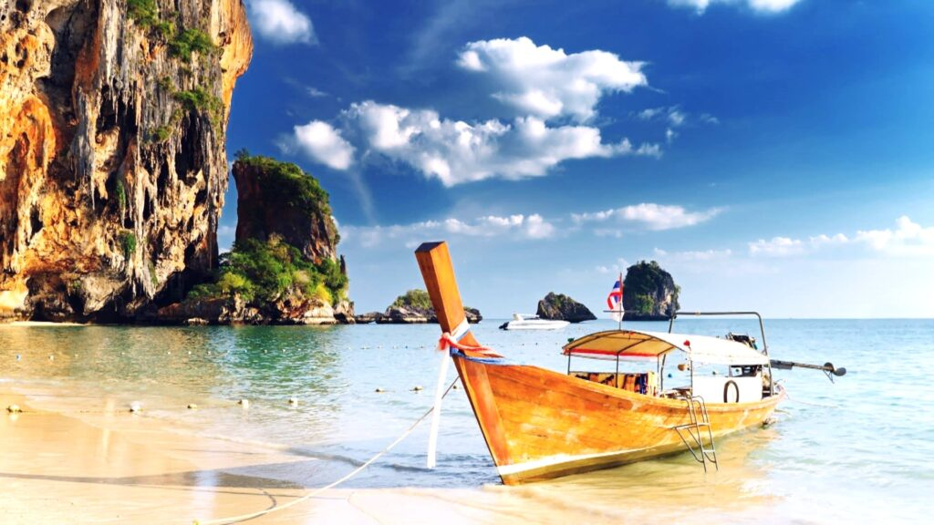 Покупка тайских товаров