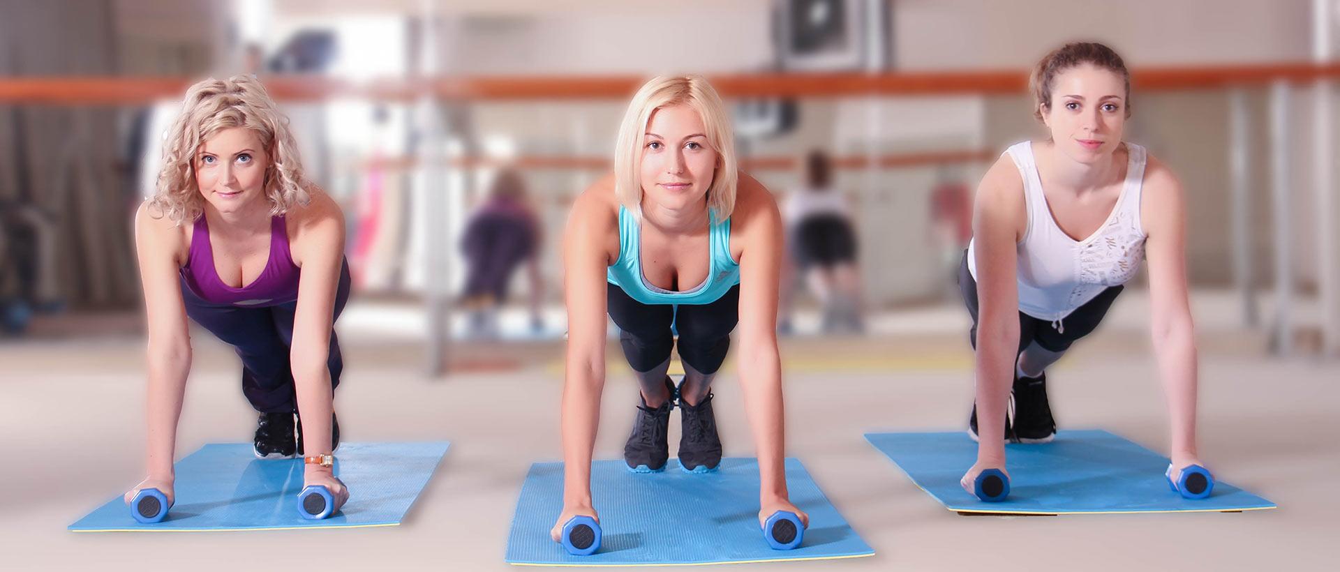 Чем шейпинг отличается от фитнеса?