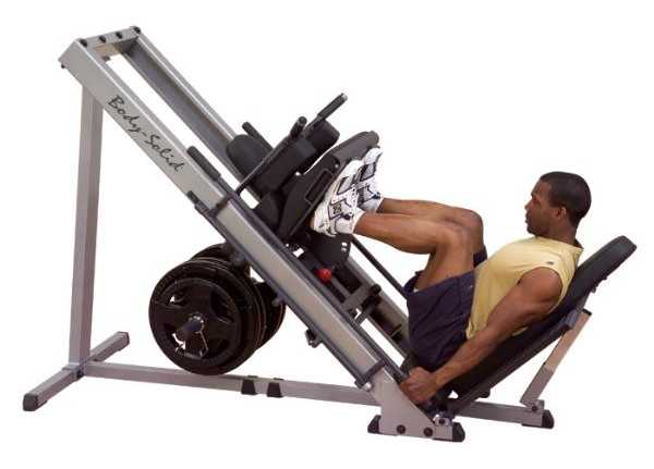 Упражнения для похудения ляжек